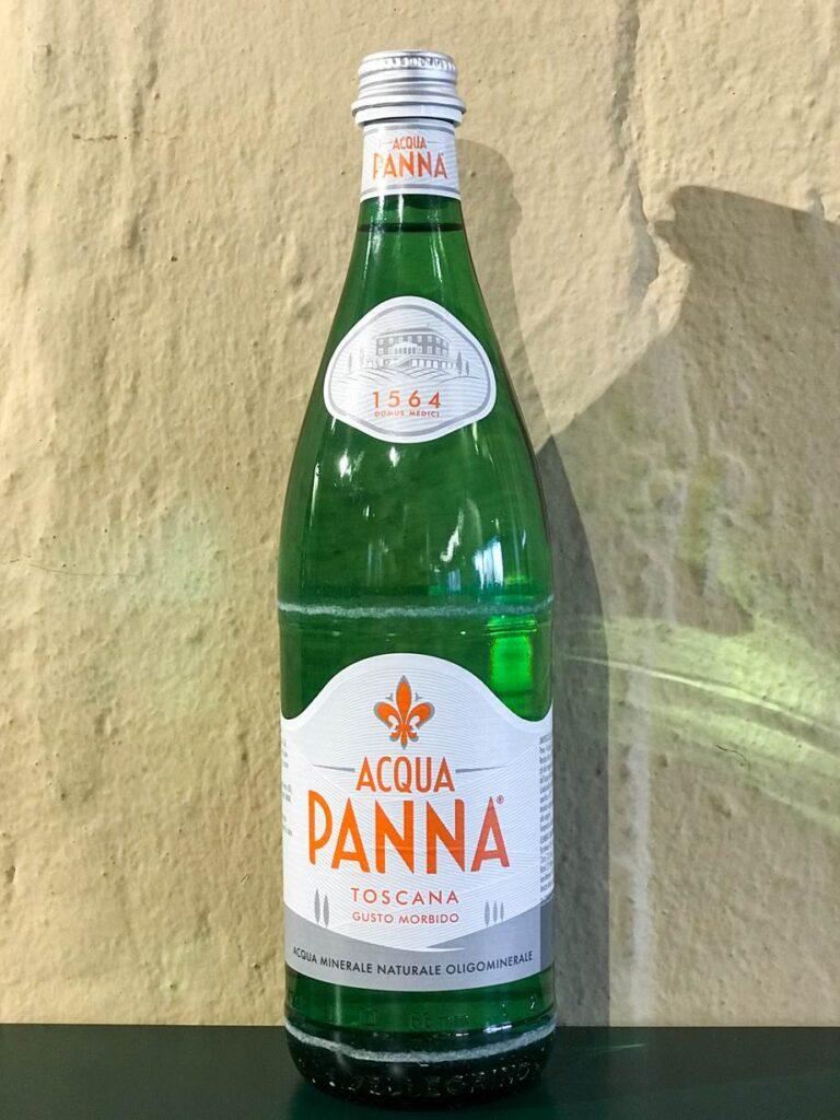 Acqua minerale naturale Panna • 0,50 lt
